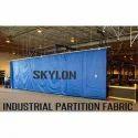 Industrial Partition Fabrics Tarpaulin