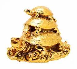 Kesar Zems Fengsui Golden Tortoiese Family