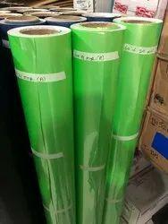 Car Wrapping Vinyl Material Pearl Green