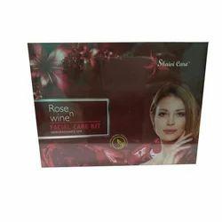 Rose N Wine Facial Kit, Usage: Professional, Household