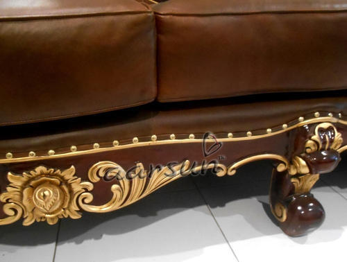 Wooden Carved Sofa Set View Specifications Details Of