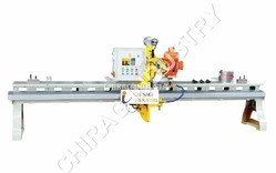 Stone Edge Moulding and Grinding Multi-functional Machine