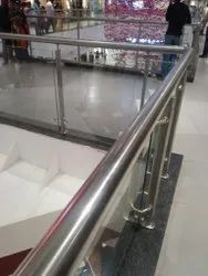 Glass Baluster Railings