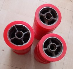 PU Rubber Coating
