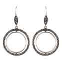 Marcasite 92.5 Sterling Earring