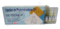 Phytomenadione Injection BP