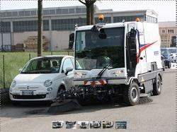 Municipal Road Sweeper, GEM Approved, Duelvo 3000