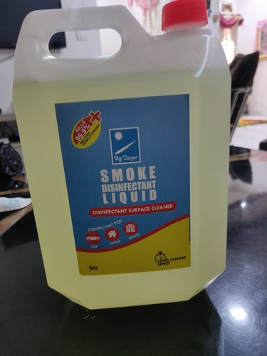 Big Deeper Smoke Disinfectant Liquid