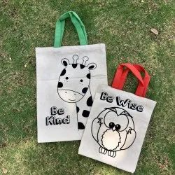 Thin, Thick and Canvas Customized Bag