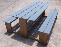 Seater Bench Cladding