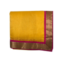 Ladies Fancy Border Chiffon Saree