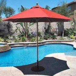 Centre Pole Swimming Pool Umbrella