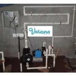 Varuna Water Softener Electrolysis Scale Removal, Vertical, Automation Grade: Automatic