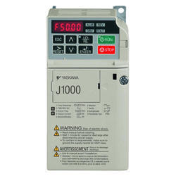 J1000 Yaskawa Compact Variable Frequency Drive