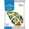 Beyond Agrichem Go Green Zinc Sulphate 33 %, Packaging Type: Plastic Packet