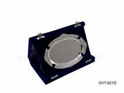 Pure Silver Award Plate
