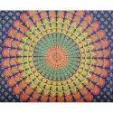 Wall Cotton Mandala Tapestry