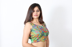 Backless Kutch Blouses