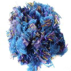 Multicolor Color Polyester Waste, For Textile Industry