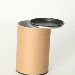Brown Paper Tubes Boxes, 3 x 5.5 inch