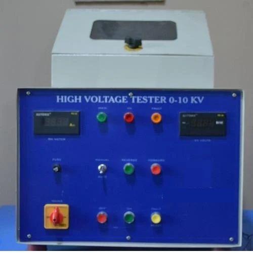 High Voltage Tester for Super Enameled Wire