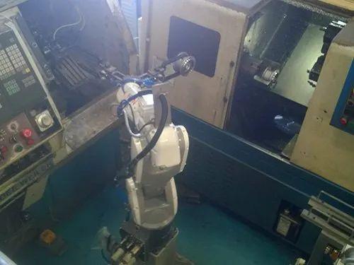 Loading Unloading Robotic Automation