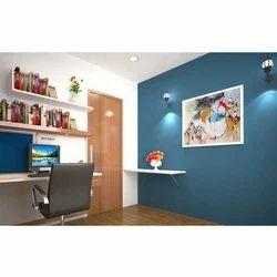 Office Interior Designing Service, Turnkey Office Interior, Size: 1000 Sft