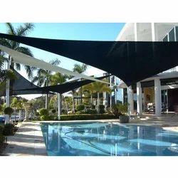 Swimming Pool Shade Sails, Shape: Triangle