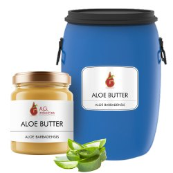AG Industries Flavor: Unsalted Aloe Butter, Packaging Type: Box