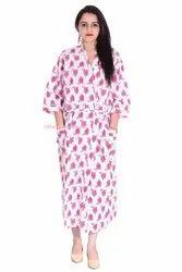 Handblock Printed Kimono