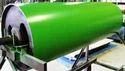 Rubber Roller Teflon Coated