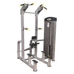 Supporting Pull Ups Machine