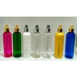 250 Ml Decagon Body Mist Perfume Bottles