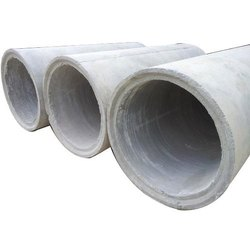 Everest Rcc Spun Pipe, Thickness: 50-150 Mm, For Water Drainage
