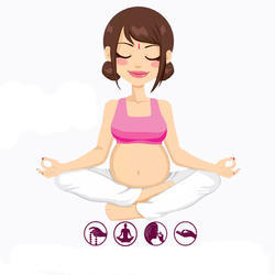 Service Provider Of Online Yoga Pranayama Pregnancy Class