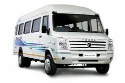 Tempo Traveler Mahindra Pan India Outstation Travels Service in Chennai