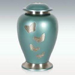 Decorative Metal Urns