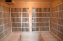 SI-PRO 600k2  6 Seater Infrared Sauna Room