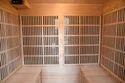 SI-PRO 600k2 Infrared Sauna Room 6 Seater