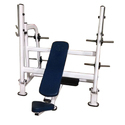 Incline Commercial Bench