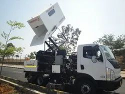Challenger 3000 Mm Truck mounted Road Sweeper
