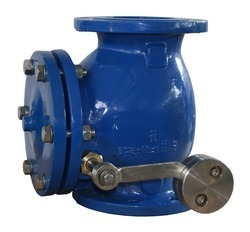 Disk Check Valve Horizontal Type