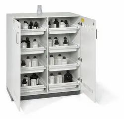 Stock Acid Storage Cabinet