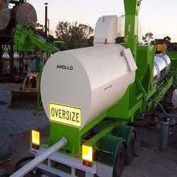 Apollo Mobile Asphalt Drum Mix Plant