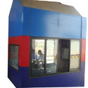 Toll Booths Containers