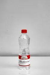 Bottles Transparent Budweiser Package Drinking Water