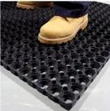 Rubber Hollow Ring Mats (1 meter X 1.5 meter X 22 mm)