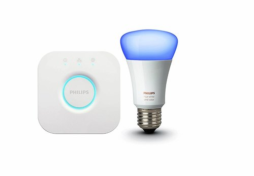 Philips Hue Mini Starter 10w E27 Smart Light Bulb (white & Color)