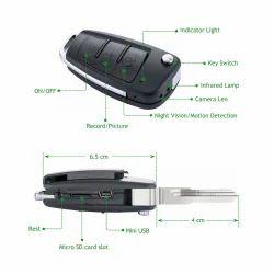 BMW Car Key with Spy Camera Recorder