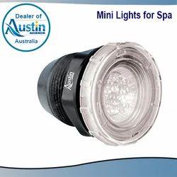 Cool White LED Mini Lights for Spa